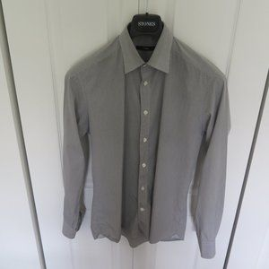Z Zenga - Mens Dress Shirt | Medium, 39, 15.5